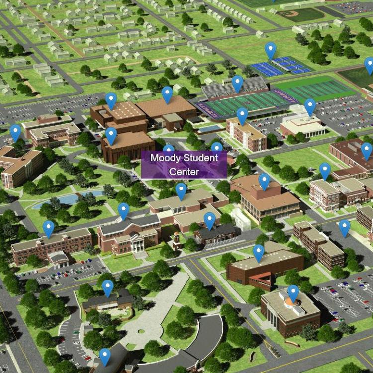 Visit Campus | Hardin-Simmons University